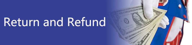 Return & Refund Policy