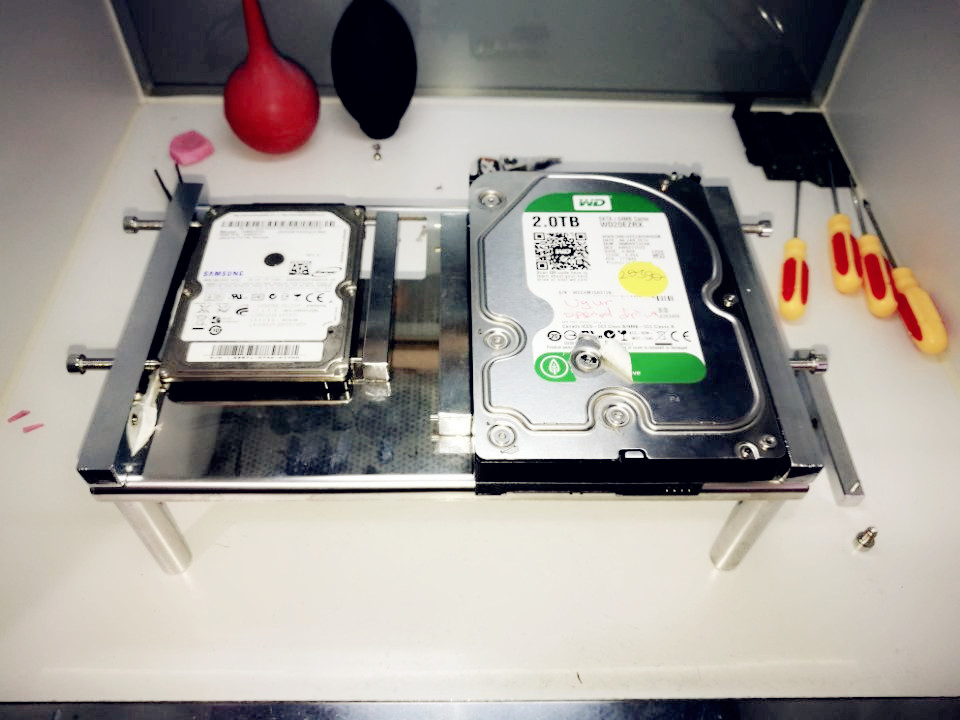 R3 RAID Data Recovery - Emergency Services 24/7