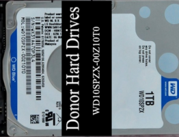 WD10SPZX-00Z10T0 2060-800066-004 Donor Drive
