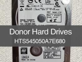 HTS545050A7E680 500G Donor Drive