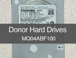 MQ04ABF100 1TB Donor Drive PCB G4311A