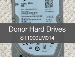 ST1000LM014 Donor Drive PCB 100731589