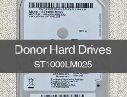 Samsung ST1000LM025 Donor Drive HN-M101ABB