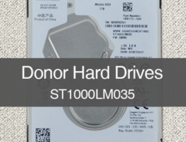 ST1000LM035 Donor Drive PCB 100809471