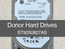 ST9250827AS Donor Drive PCB 100484444 REVA
