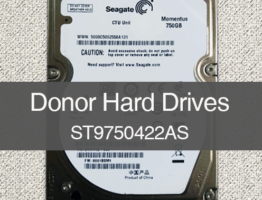 ST9750422AS 750G Donor Drive
