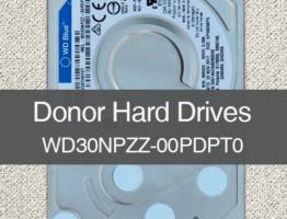 WD30NPZZ-00PDPT0 2060-800022-002 Donor Drive