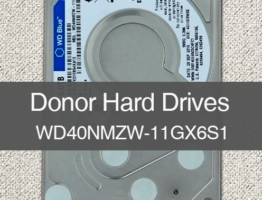 WD40NMZW-11GX6S1 2060-800041-003 Donor Drive